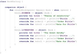 Java Factory Pattern Example Unique Design Ideas