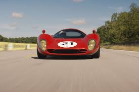 With the 1966 le mans looming, ford looks to build a revolutionary car to upset ferrari. Ford V Ferrari Secrets Behind The Stunning Cars And Crashes Bloomberg