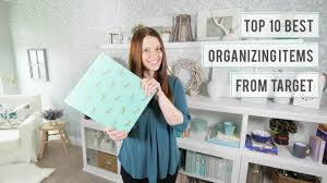 top 10 best organizing items from target