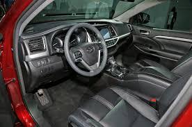 2018 toyota highlander interior. fine interior 12  21 for 2018 toyota highlander interior