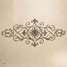 marvelous wall decoration lovely large metal star decor image of scroll art trend and medallion style