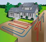 Геотермальное отопление для дома