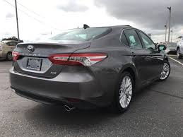 New 2018 Toyota Camry XLE Standard Package B11HXT AM 4 Door Car in ...