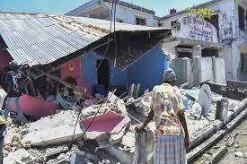 Haiti: 7.2 magnitude earthquake kills ...