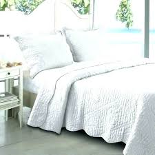 white coverlet king bedspreads matelasse s63