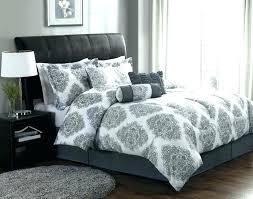 grey and black bedding set white and black bedding grey modern comforter sets bed linen amazing
