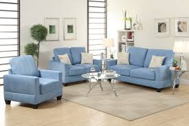 Living Room Furniture Pieces Furniture Of America Sm8802 Sf Sm8802 Lv Ravel I 2 Pieces New Blue