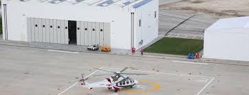 Kopron Aircraft Hangar Doors