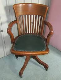 antique wooden office chair. desk antique chairs swivel edwardian arts and crafts chair oak office wooden w