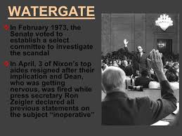 「1973, watergate special committee newspaper articles」の画像検索結果