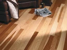 floating hardwood floor installation cost