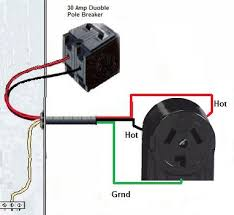 30 amp breaker wiring diagram 30 wiring diagrams online amp breaker wiring diagram wire a dryer outlet