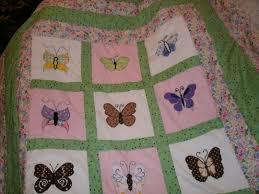 Butterfly Twin bed Quilt & twin bed butterfly quilt Adamdwight.com