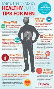 Important Mens Health Tips The Incredible Body Men