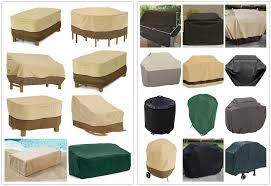 dustproof and waterproof furniture garden set outdoor swing chair