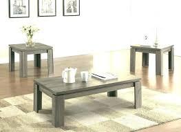 three piece coffee table set machias 5