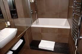 Small Tubs Shower Combo Deep Soaking Tub Freestanding Bathroom Shining For