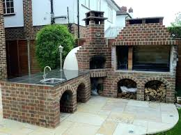 outdoor fireplace pizza oven outdoor fireplace pizza oven combo home romantic kits with combination ho outdoor