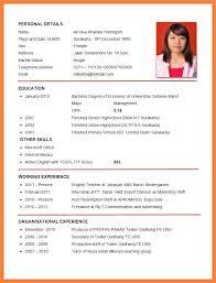How To Create A Resume Cool 60 How To Create Resume Swarnimabharathorg