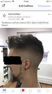 Exemples De Coiffure Pour Les Hommes Rjo Coiffure Salon