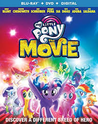 My Movie Amazon Com My Little Pony The Movie Dvd Blu Ray Uzo Aduba