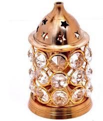 Ellegent Exports Brass Akhand Diya Pack Of 1 Buy Ellegent Exports