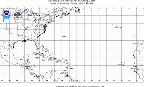 Atlantic Hurricane Tracking Chart Best Picture Of Chart