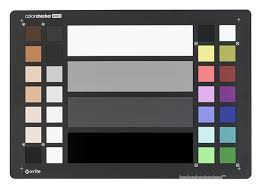 Colour Chart Video The Colour Chart Re Invented Xrites New Colorchecker Video