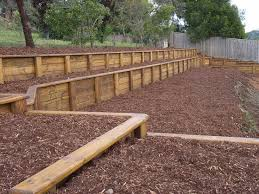Small Picture Best 20 Wood retaining wall ideas on Pinterest Sleeper wall