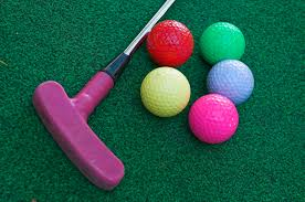 Image result for mini golf