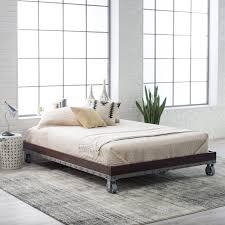 rustic platform bed. Rustic Platform Bed R