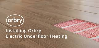 orbry electric underfloor heating