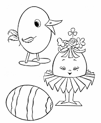Small Picture Easter Egg Cut Out Coloring Home