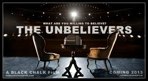 richard dawkins science vs religion quotes screen grap of the unbelievers title screen