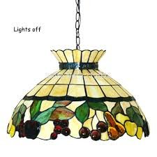 vintage stained glass hanging lamp 3 vintage stained glass hanging lamp shade