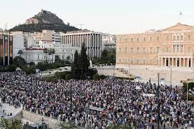 Jun 22, 2021 · juni gilt ganz griechenland zudem nicht mehr als risikogebiet. Griechenland Tausende Bei Demos Gegen Neue Massnahmen News Orf At
