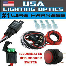 buy piaa 34071 piaa wiring harness, lp550, lp560 & lp570 led Piaa Wiring Harness 1 fog light 40 amp universal wiring harness on the market! comes w relay on off switch connectors, great for led work lights, fog lights, atv, utv, truck, piaa fog light wiring harness