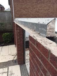 galvanised garage door lintel