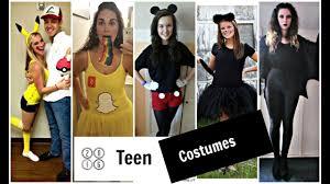 Halloween ideas for teens