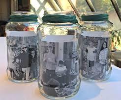 mason jar photoframes