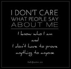 Don't Care Quotes on Pinterest | Girls Night Quotes, Im Single ...