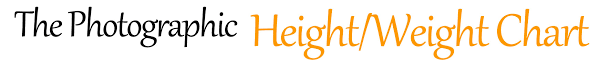 Height Weight Chart Body Size Photo Gallery