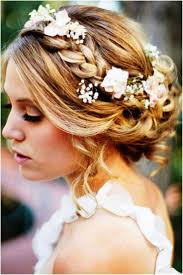 Mid Length Hairstyles For Wedding Medium Length Hairstyles Wedding