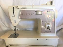 Touch And Sew Singer Sewing Machine