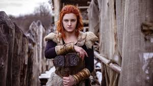 Women dating viking women