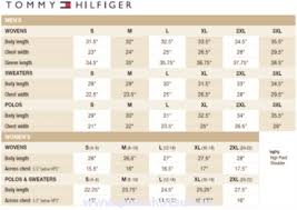 10 Women Tommy Hilfiger Size Chart Shoes Prosvsgijoes Org