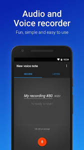 Recorder Easy For Voice Download Android Apk TZxFq6Zv