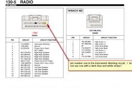 2000 ford mustang wiring diagram stereo wiring diagram house