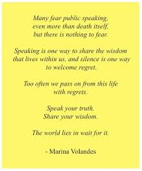 Public Speaking Definition Quotes About Public Speaking Anxiety 17 Quotes