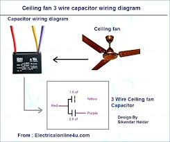 cbb61 fan capacitor wiring diagram switch diagram u2022 rh wandr co ceiling fan capacitors 5 wire ceiling fan electrical diagram